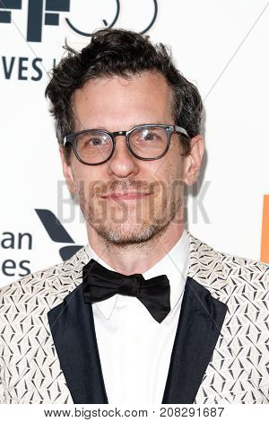 NEW YORK-OCT 07: Writer Brian Selznick attends the