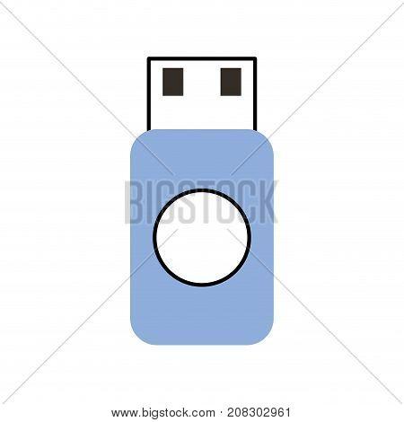 usb flash drive data storage device concept web