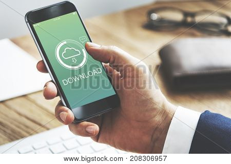 Download Internet Connection Sharing Networking Concept