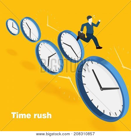 Time Rush Concept