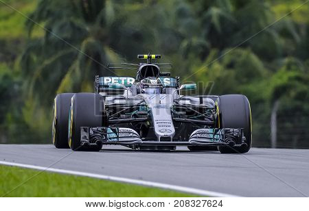 Valtteri Bottas Of Mercedes Amg Petronas F1 Team