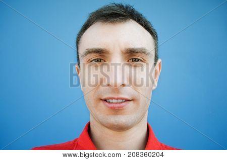 Male Caucasian Businessman