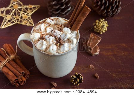 Hot Chocolate For Christmas