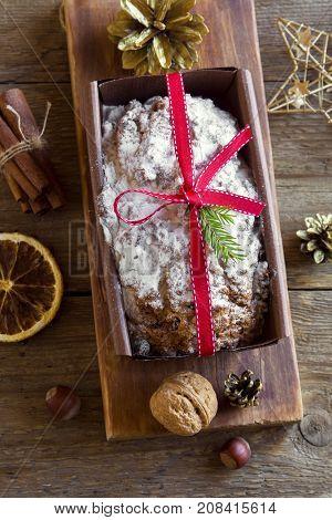 Fruitcake For Christmas