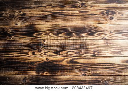 a dark wooden background for commercial use