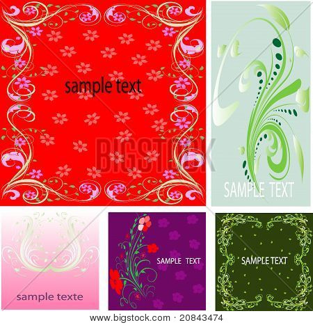 Abstract Floral Background.eps