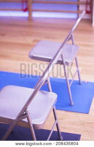 Yoga Pilates Studio Gym