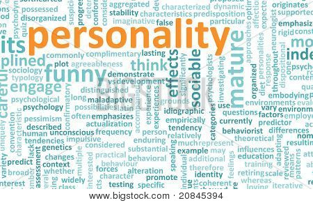 Personality Traits and Test as a Concept