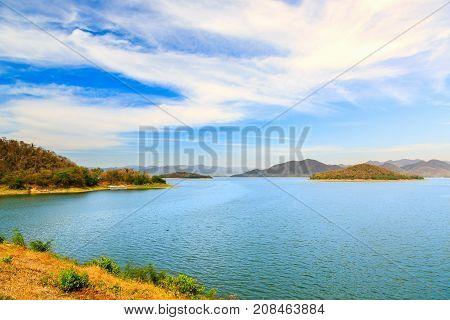 Kaeng Krachan Lake View