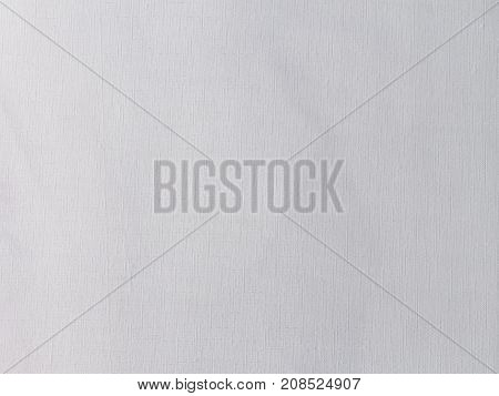 texture of light gray wallpaper with vertical convex dashes
