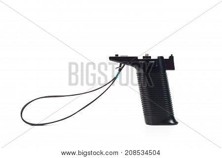 Grip For Camera Or Gun Handles Camera