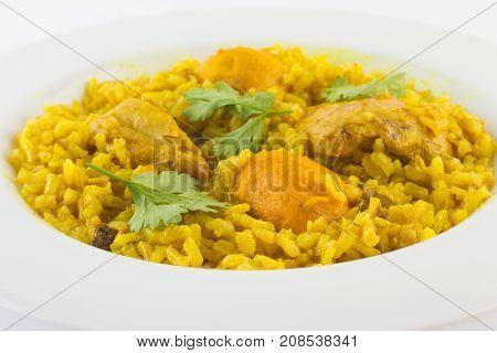 Galinhada: Chicken With Pequi