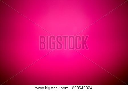 Abstract Pink Background White Spot Top With Gradient Purple Pink