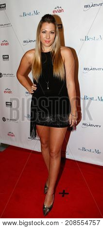 Singer Colbie Caillat attends the screening and concert event for