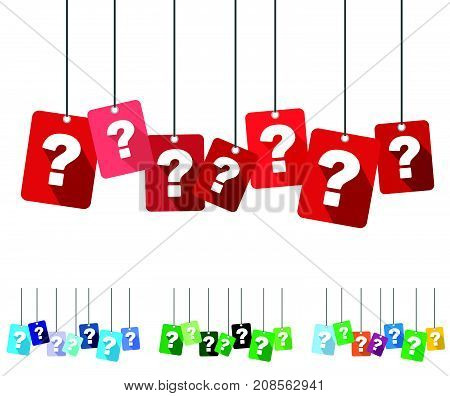 question sign question  deisng question illustration question banner question element question eps10 question vector question
