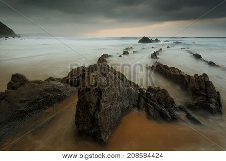 Barrika new games of thrones location in Spain