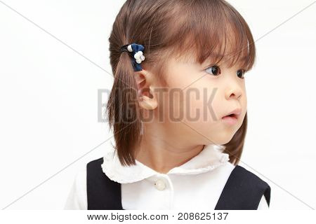 Japanese Girl In Formal Wear (2 Years Old) (profile)