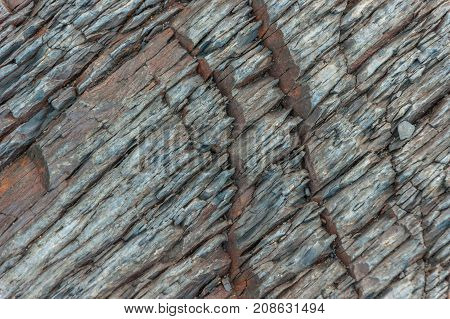 Natural stone background. Gray stone. Rock background