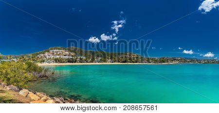 Ocean at Airlie Beach, Whitsundays, Queensland Australia