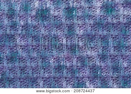 Blue purple white grunge background - texture wallpaper symmetrical squares