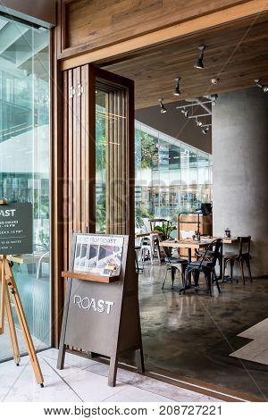 Roast At Emquatier, Bangkok, Thailand, Oct 7, 2017