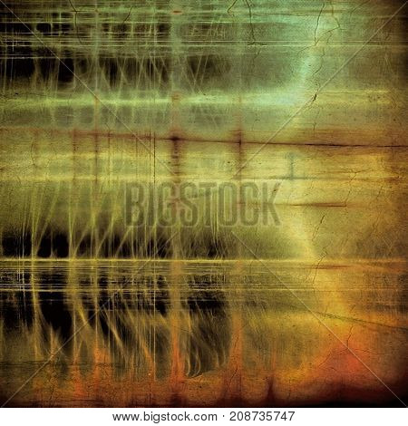 Abstract vintage colored background. With different color patterns