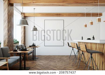 Bar Interior, Poster