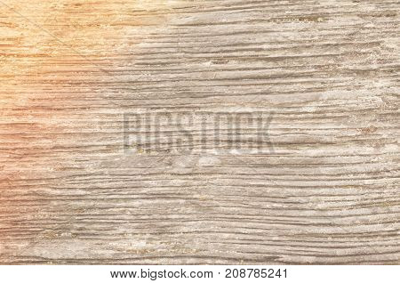 Decor stone wall backround. Detailed texture with slight light effect in the right corner.