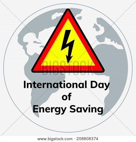 Earth Hour Energy Saving