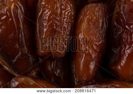 Dates Fruits Close Up