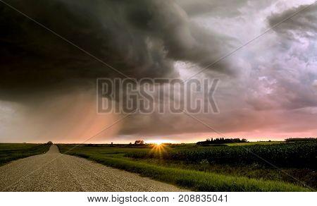 Storm Clouds Canada