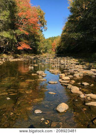 Fall Foliage Hiking Wonderland - Connecticut, United States