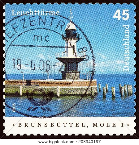 GERMANY - CIRCA 2005: A stamp printed in Germany from the