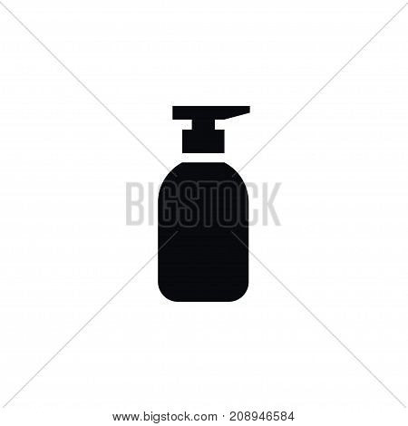 Liquid Soap Vector Element Can Be Used For Spray, Bottle, Sunscreen Design Concept.  Isolated Spray Bottle Icon.
