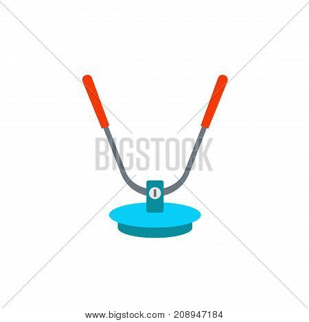 Vector icon of closing key for preservations. Preserves, pickled food, homemade products. Canned food concept. Can be used for topics like food, kitchen equipment, cooking