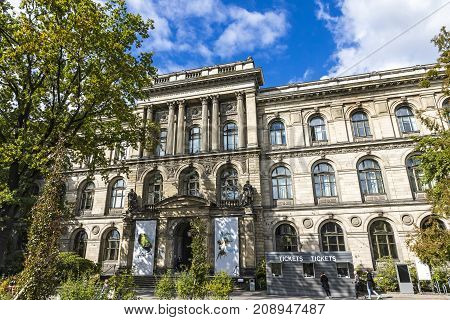 Berlin Museum Of Natural History, Germany
