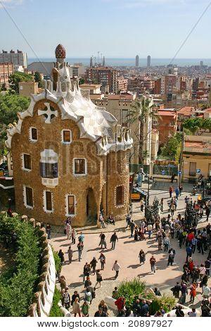 Park Guell - Gaudi Design