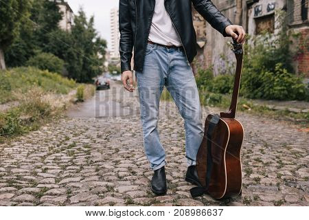 musician guitar player artist performer lifestyle concept