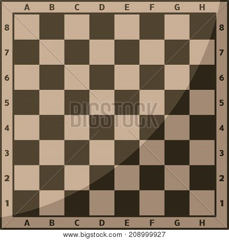 Chess board and chessmen background vector leisure. Concept knight group white and black piece competition. Strategy play leisure battle choice tournament.