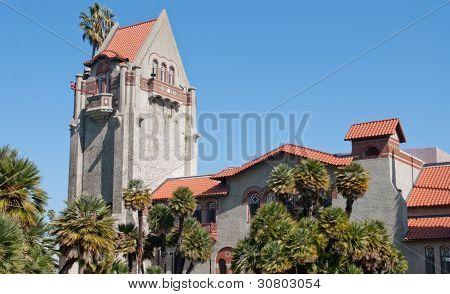 Tower At San Jose State University