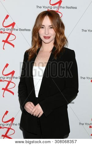 LOS ANGELES - JUN 23:  Camryn Grimes at the Young and The Restless Fan Club Luncheon at the Marriott Burbank Convention Center on June 23, 2019 in Burbank, CA