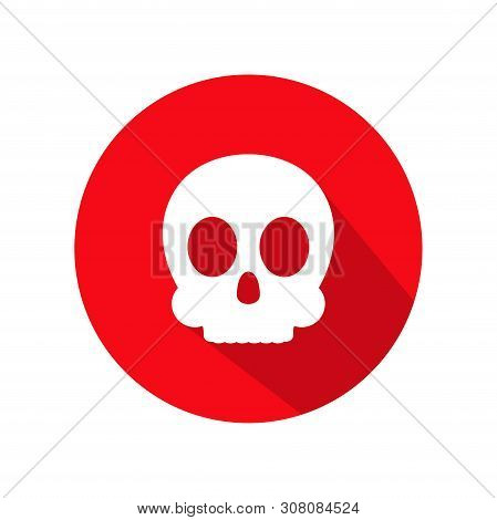 Danger Icon Isolated On White Background. Warning Icon, Danger Icon Simple Sign. Danger Icon Trendy