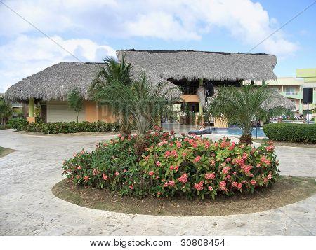 Holiday Resort At Dominican Republic