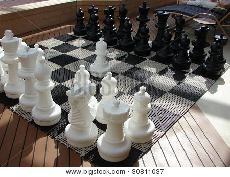 Anyone for a game of chess