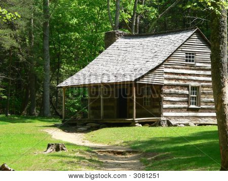 Pioneer Cabin Exterior