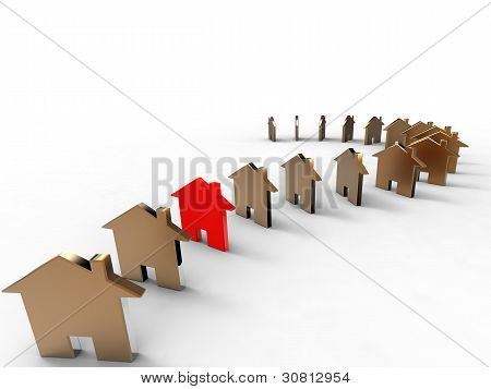 Symbolic houses