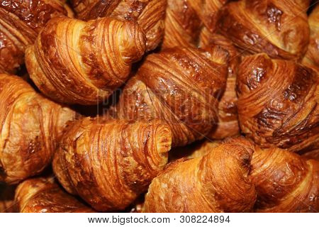 Fresh Baked Croissants. Warm Fresh Buttery Croissants and Rolls. French and American Croissants and Baked Pastries are enjoyed world wide.