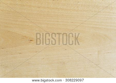 The Texture Is Natural Wood. Solid Wood Texture, Birch. Spruce Tree Background Close Up.