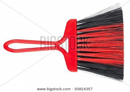 Brush For Cleaning Dust From The Bristles