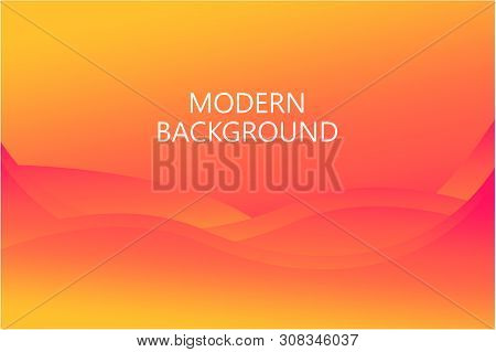 Orange Background Gradient Smooth Background Texture On Elegant Rich Luxury Background Web Template